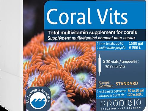 WS Coral Vits - 30 vials - Marine