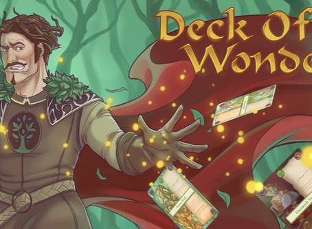 Fated for Fun - Deck of Wonders