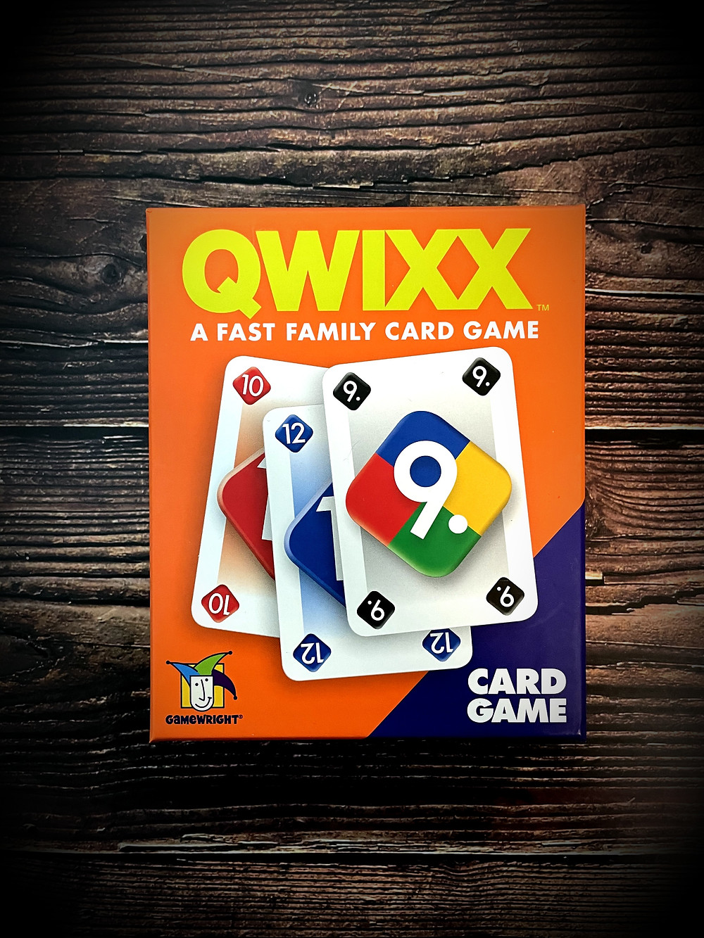 Qwixx the Card Game Box