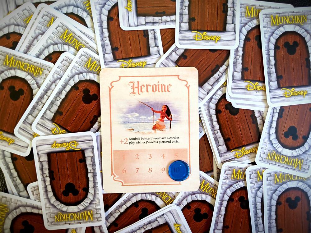 Munchkin: Disney Door Card