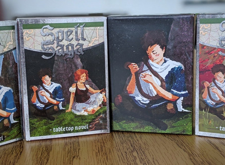 Once Upon a Time, You are the Last Minstrel - Spell Saga