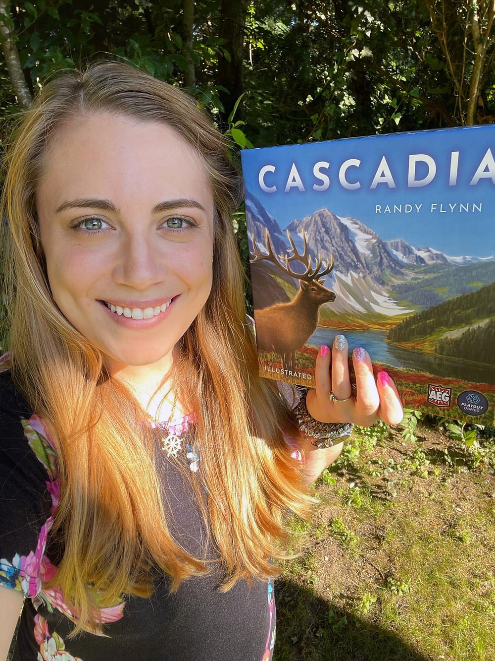 Jacqueline and Cascadia Box
