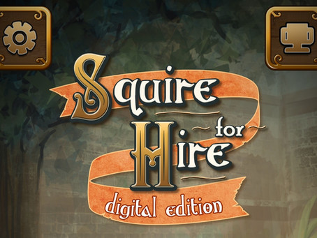 App-solutely Amazing - Squire for Hire (Digital Edition)