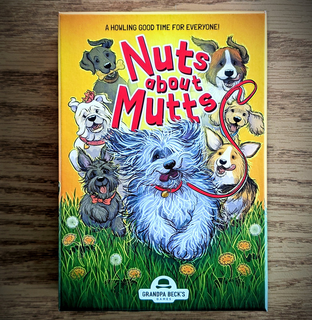 Nuts About Mutts Box