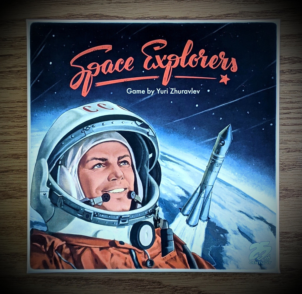 Space Explorers Box