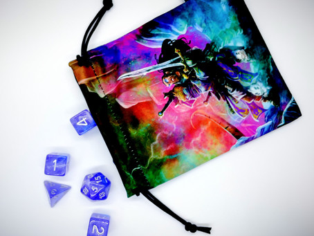 Another Awesome Game Upgrade - Legendary Dice Bags Season 2