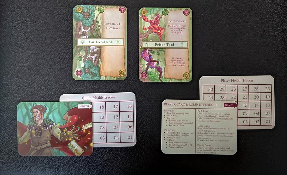 Deck of Wonders Cards