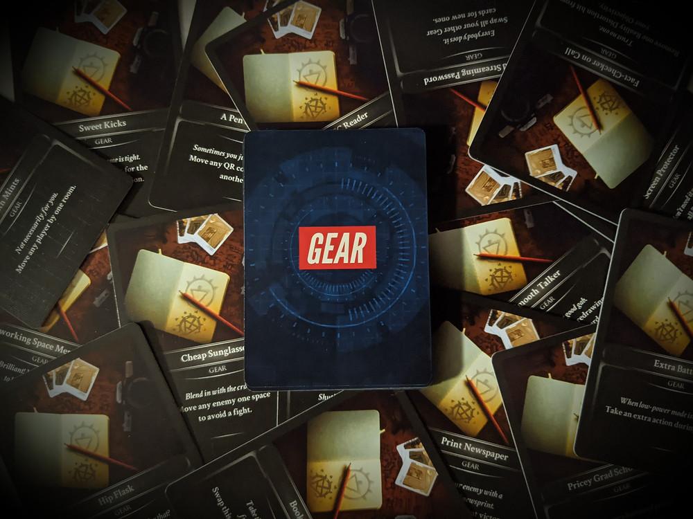 Techlandia Gear Cards