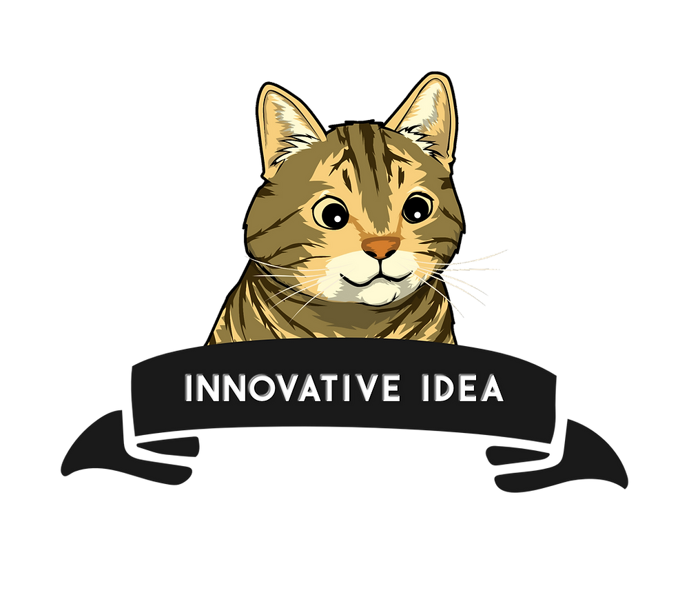 Innovative Idea Badge