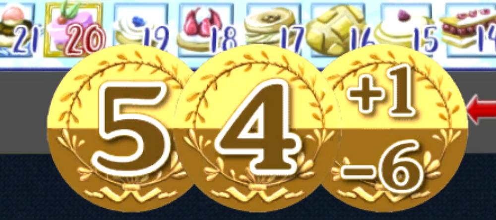 Macaron voting tokens
