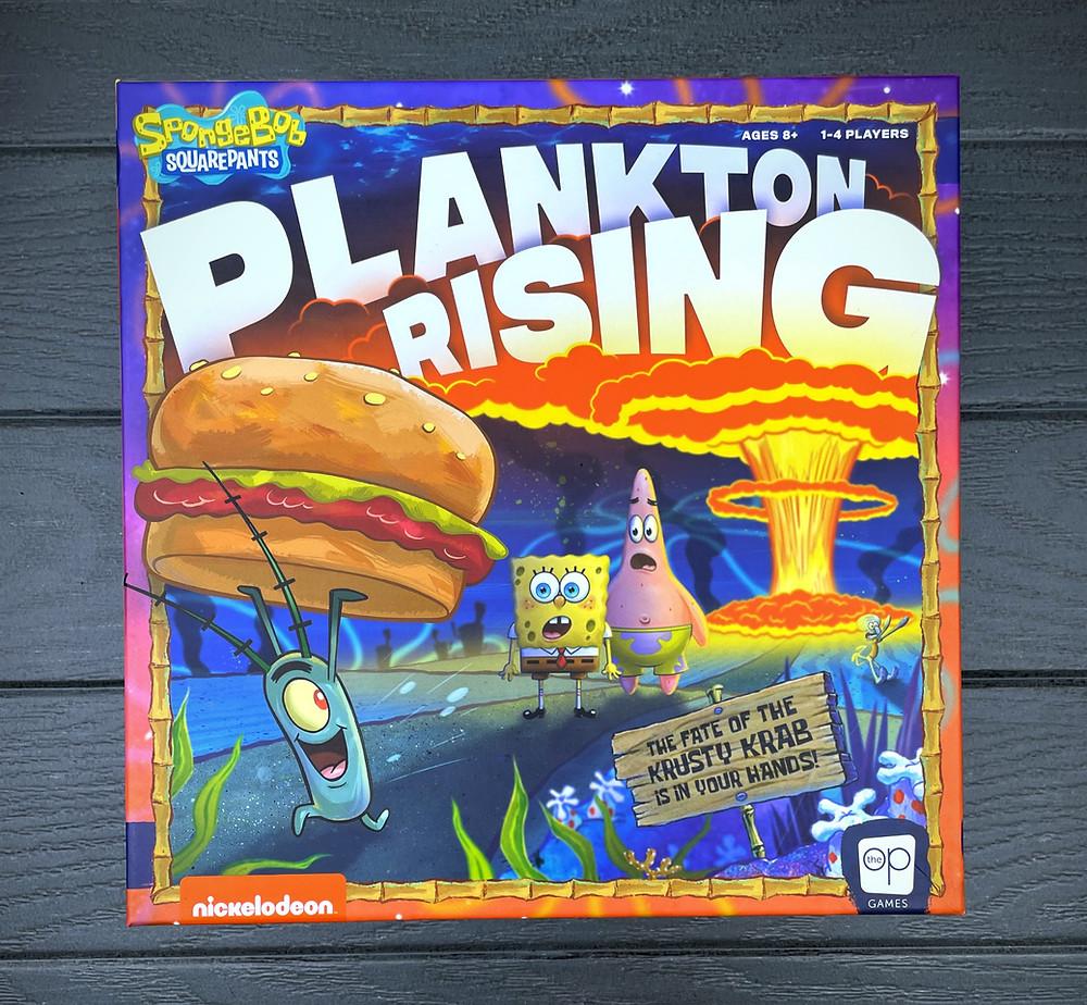 Plankton Rising box