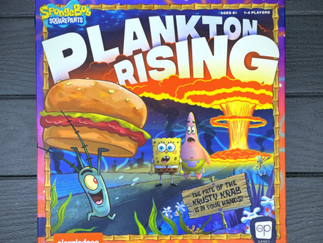 The Secret Formula...for a Great Game - Plankton Rising