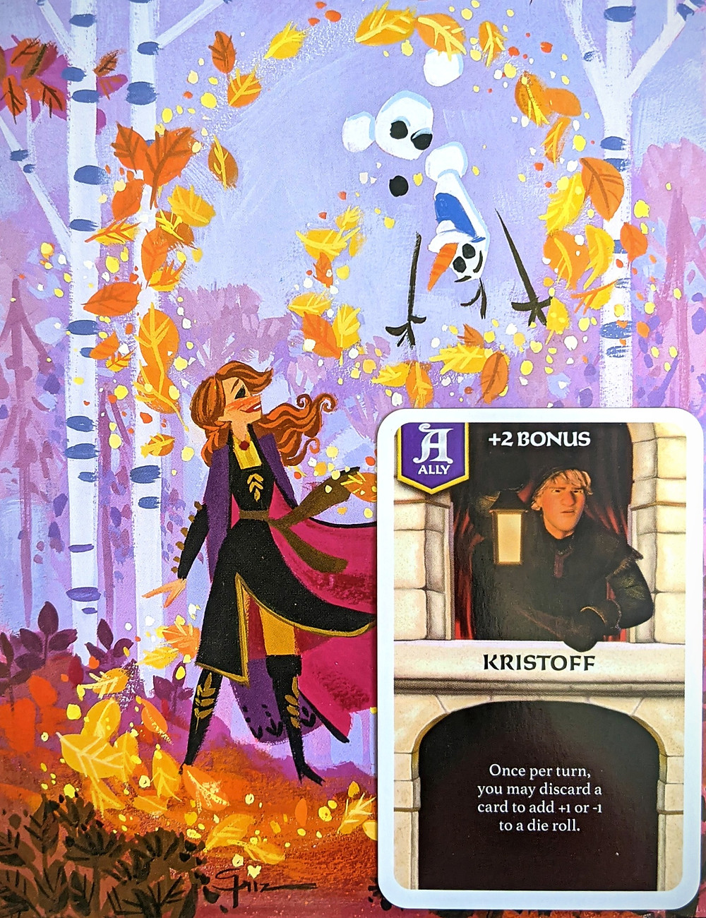 Munchkin: Disney Card