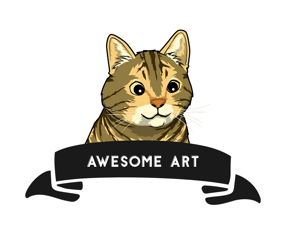 Awesome Art badge