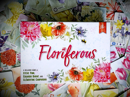 Board Games in Bloom - Floriferous