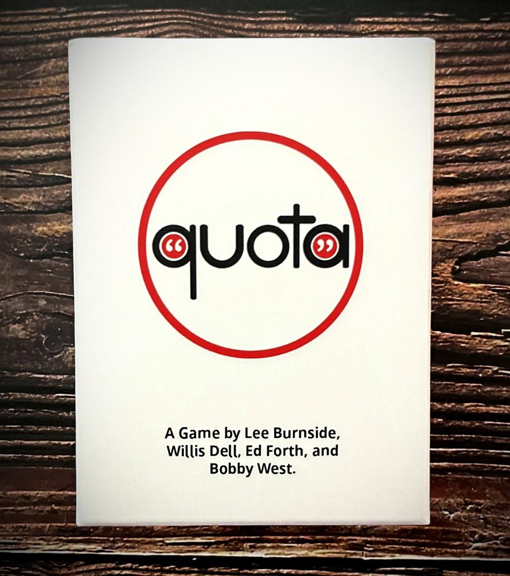 Quota Box
