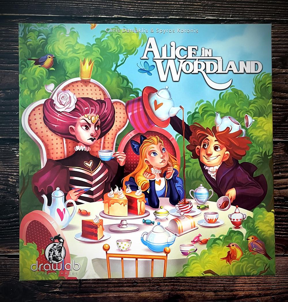 Alice in Wordland Box