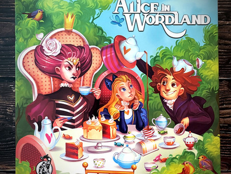 We're All Mad (for this game) - Alice in Wordland