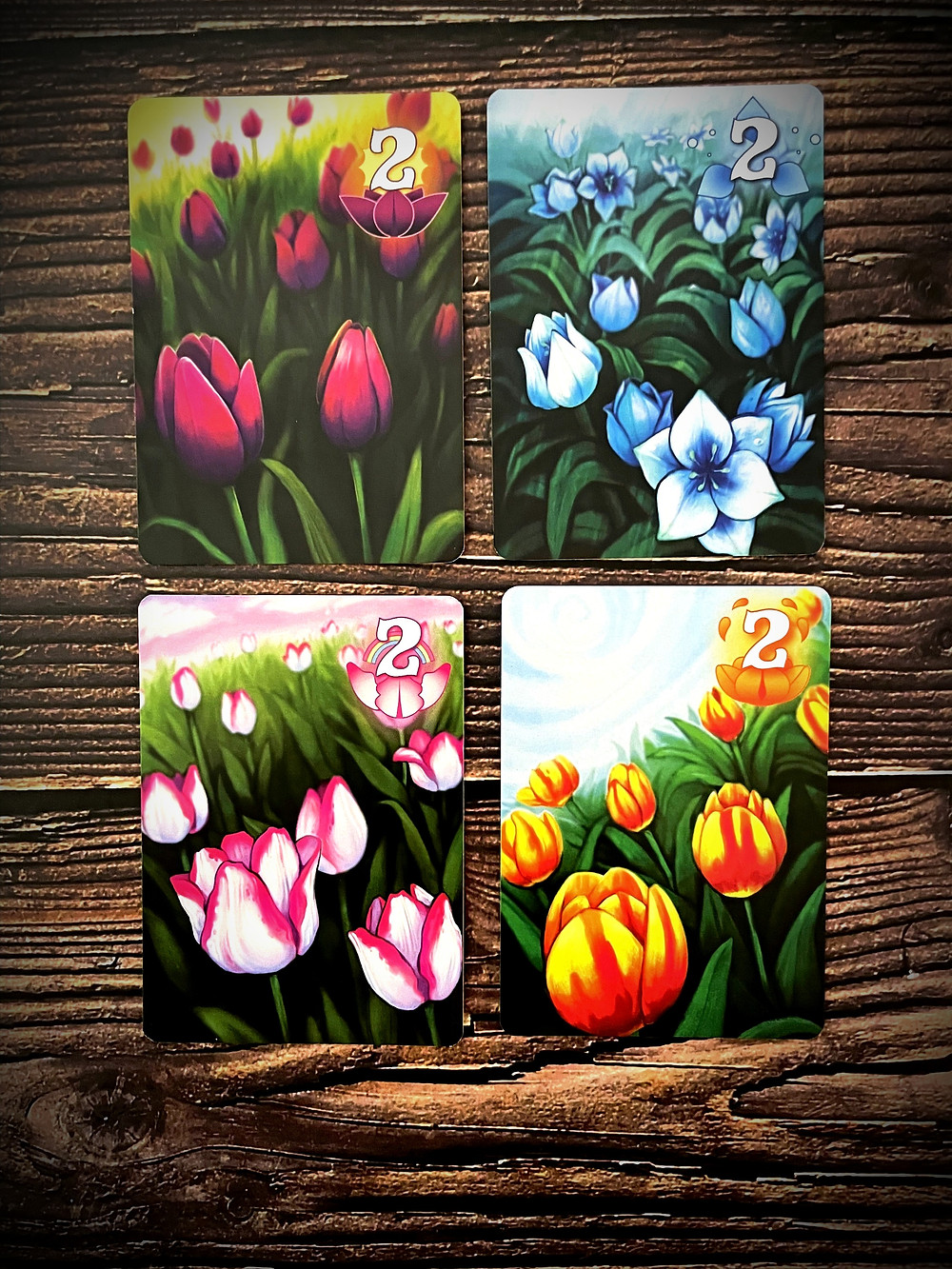 The Gift of Tulips cards