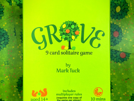 A Spectacular Citrusy Sequel - Grove