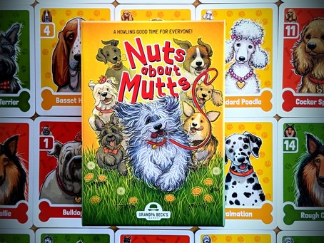 Who Let the Dogs Out? - Nuts About Mutts