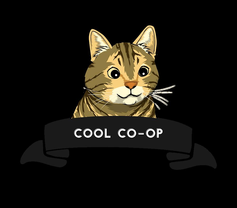 Cool Co-op Badge