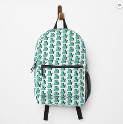 Cat Meeple - Backpack