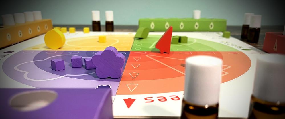 Aroma gameplay