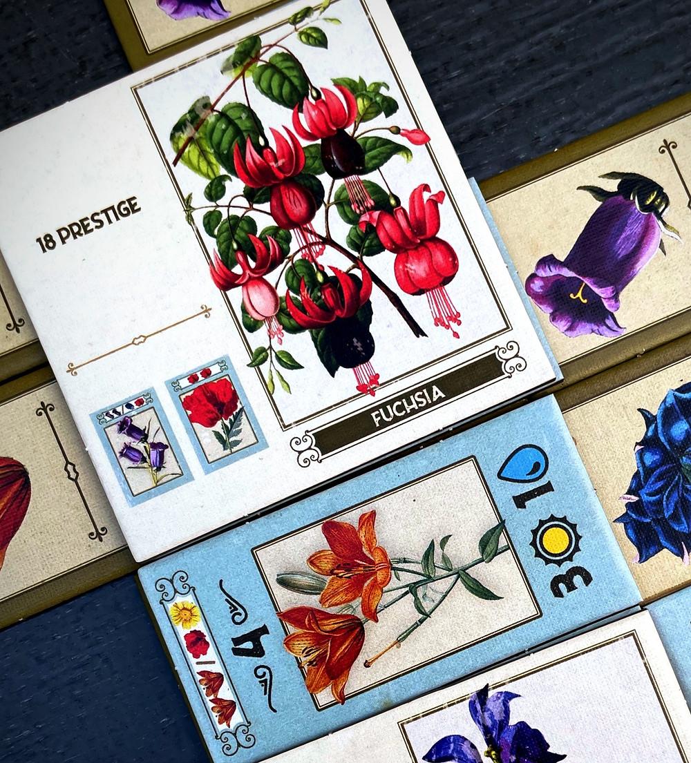 Gartenbau seedling, plant and flower tiles