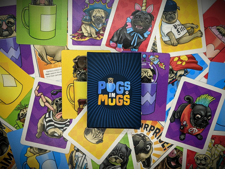 Got to Catch Them All - Pugs in Mugs