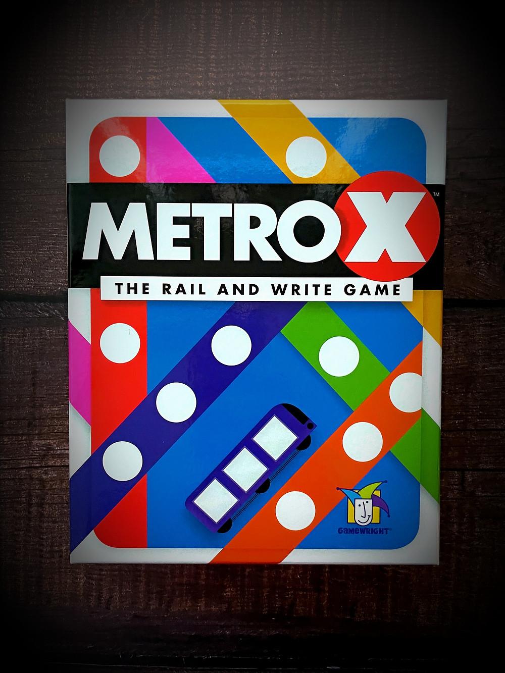 Metro X Box