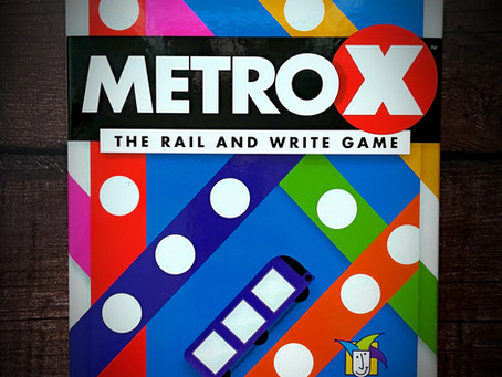 X Marks the Spot...errr Station - Metro X