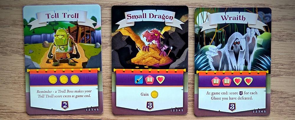 Kingswood monster cards