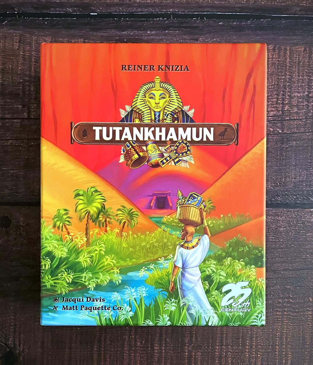 Tutankhamun Box