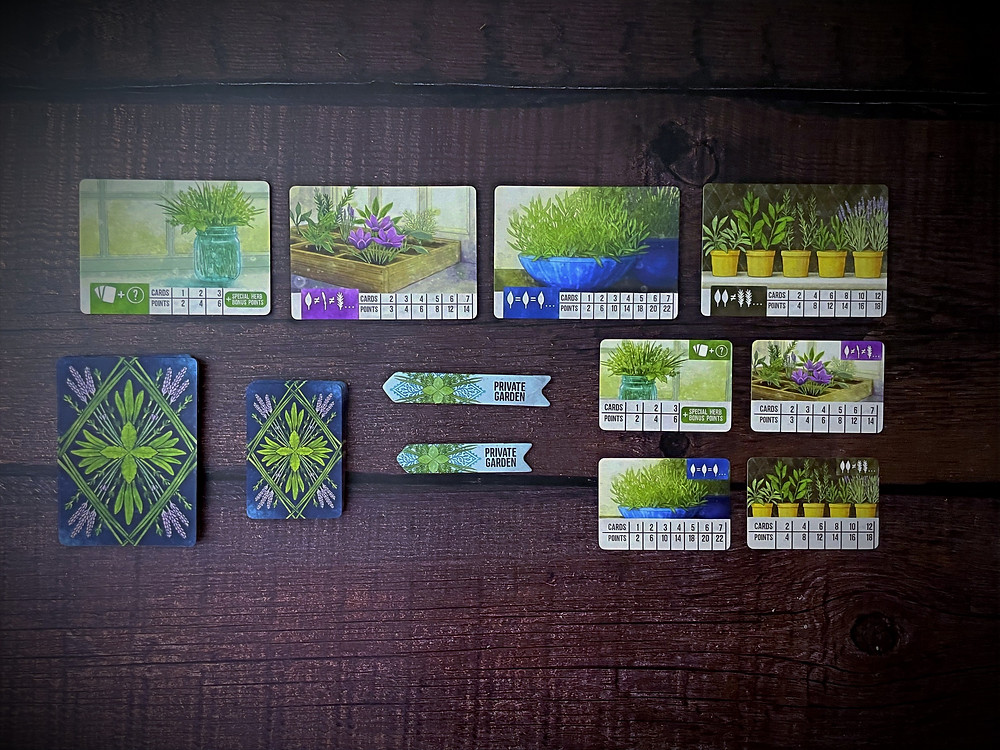 Herbaceous and Herbaceous Pocket Edition Size comparison Photo