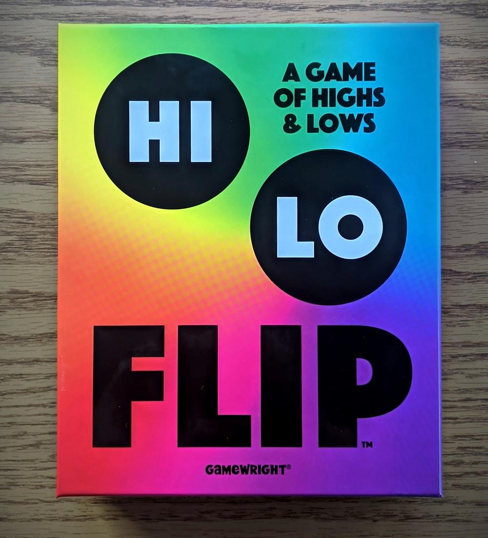 Hi Lo Flip Box
