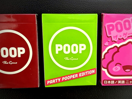 Be a Party Pooper - Poop: The Game
