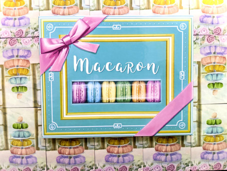 We've got a Sweet Game for You - Macaron