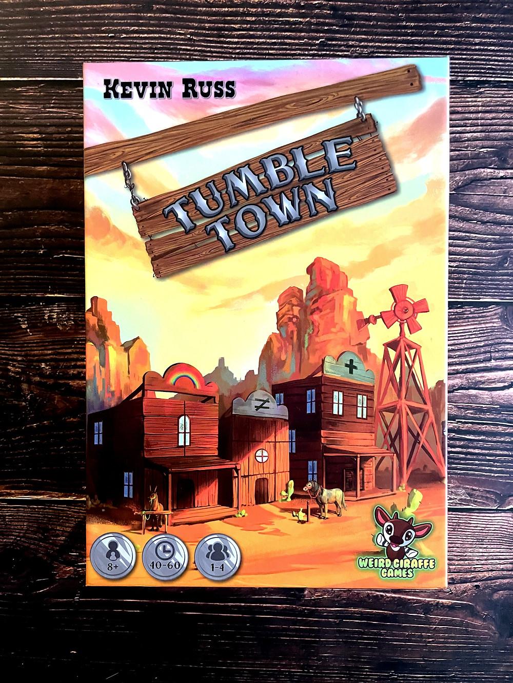 Tumble Town Box