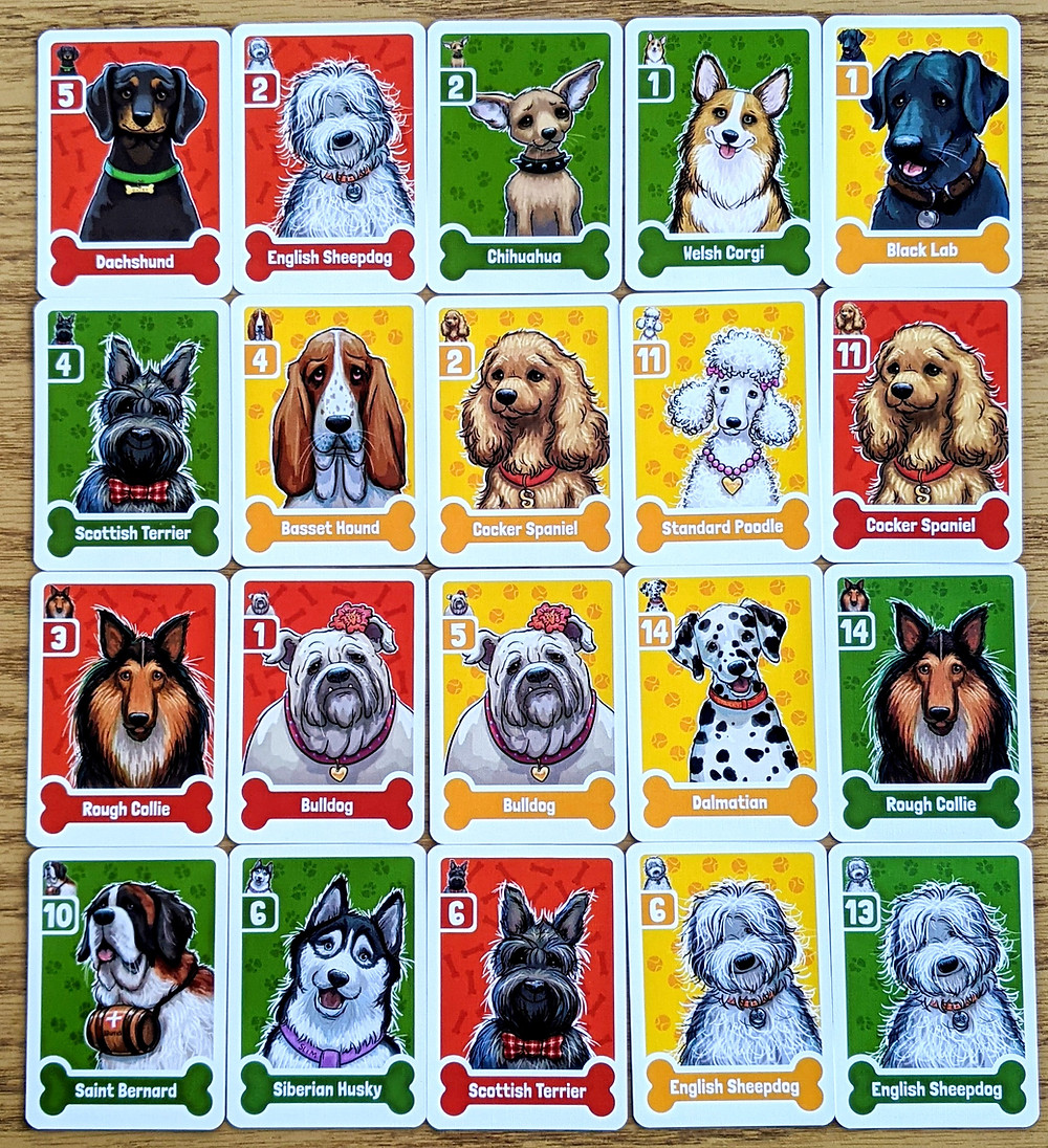 Nuts About Mutts Cards