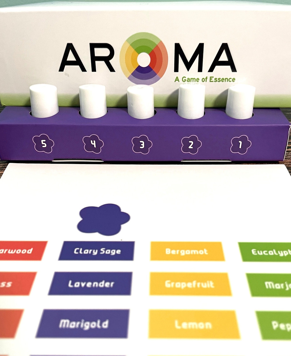 Aroma components