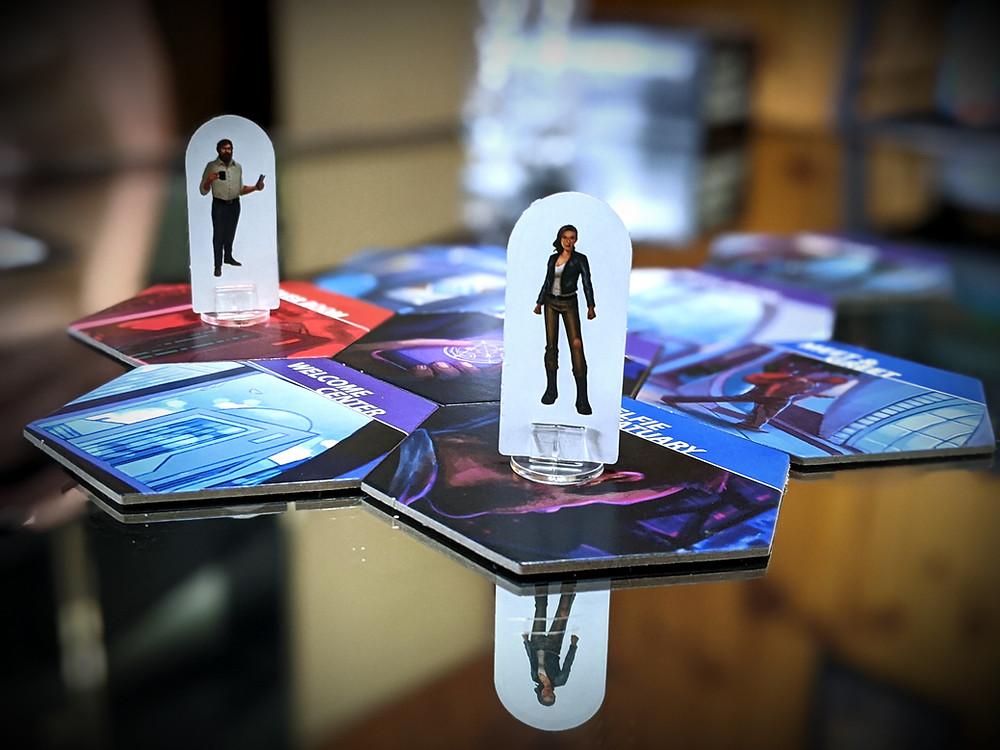 Techlandia game play
