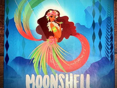 For Mermaids at Heart -Moonshell