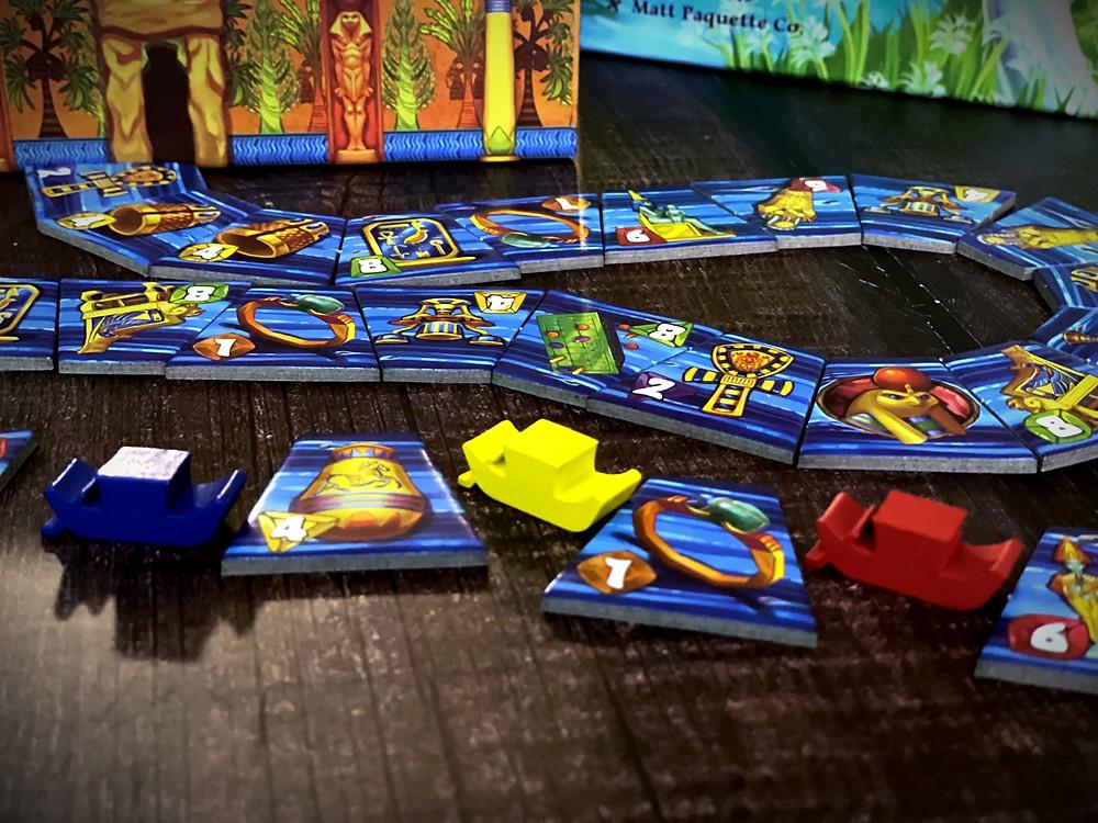 Tutankhamun Gameplay