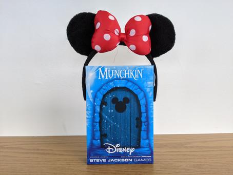 It's Supercalifragilisticexpialidocious - Munchkin: Disney