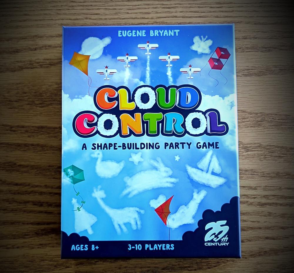 Cloud Control Game Box
