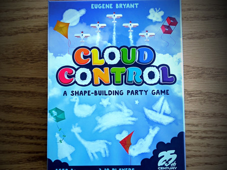 This Game's Got Sunshine, on a Cloudy Day - Cloud Control