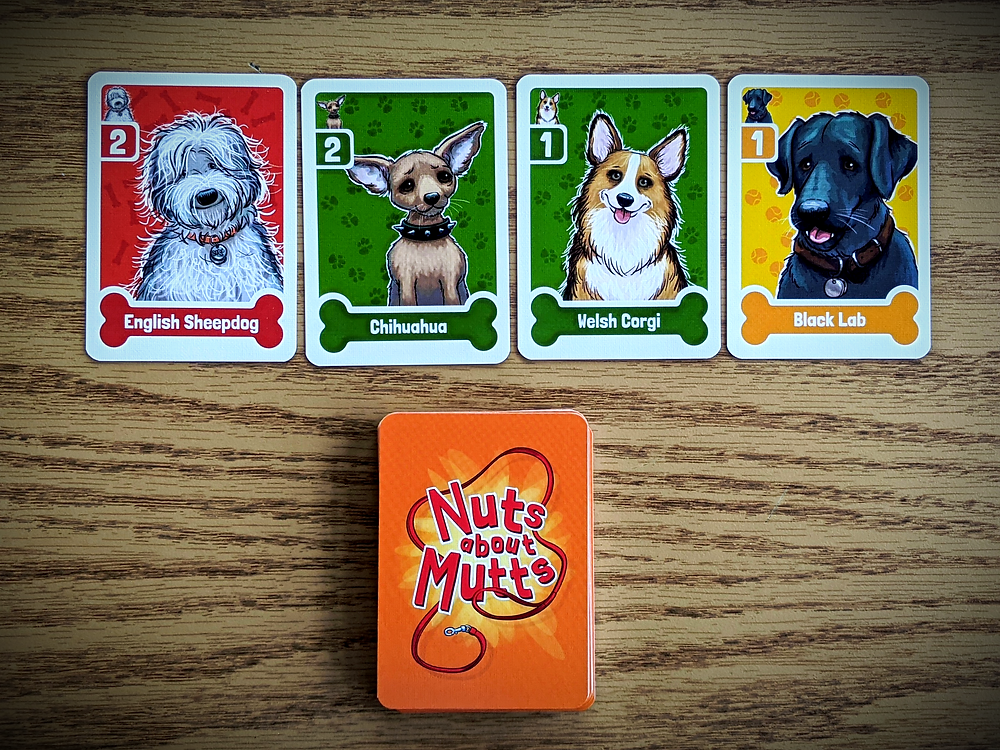 Nuts About Mutts Deck