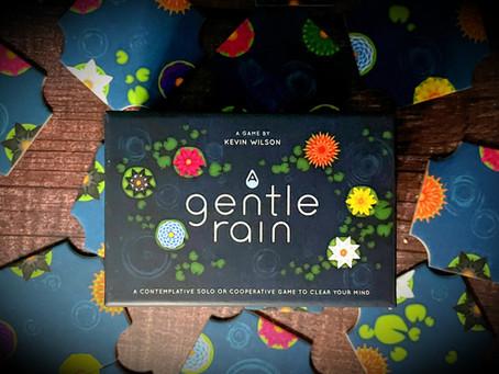 Take a Deep Breath and Relax - A Gentle Rain