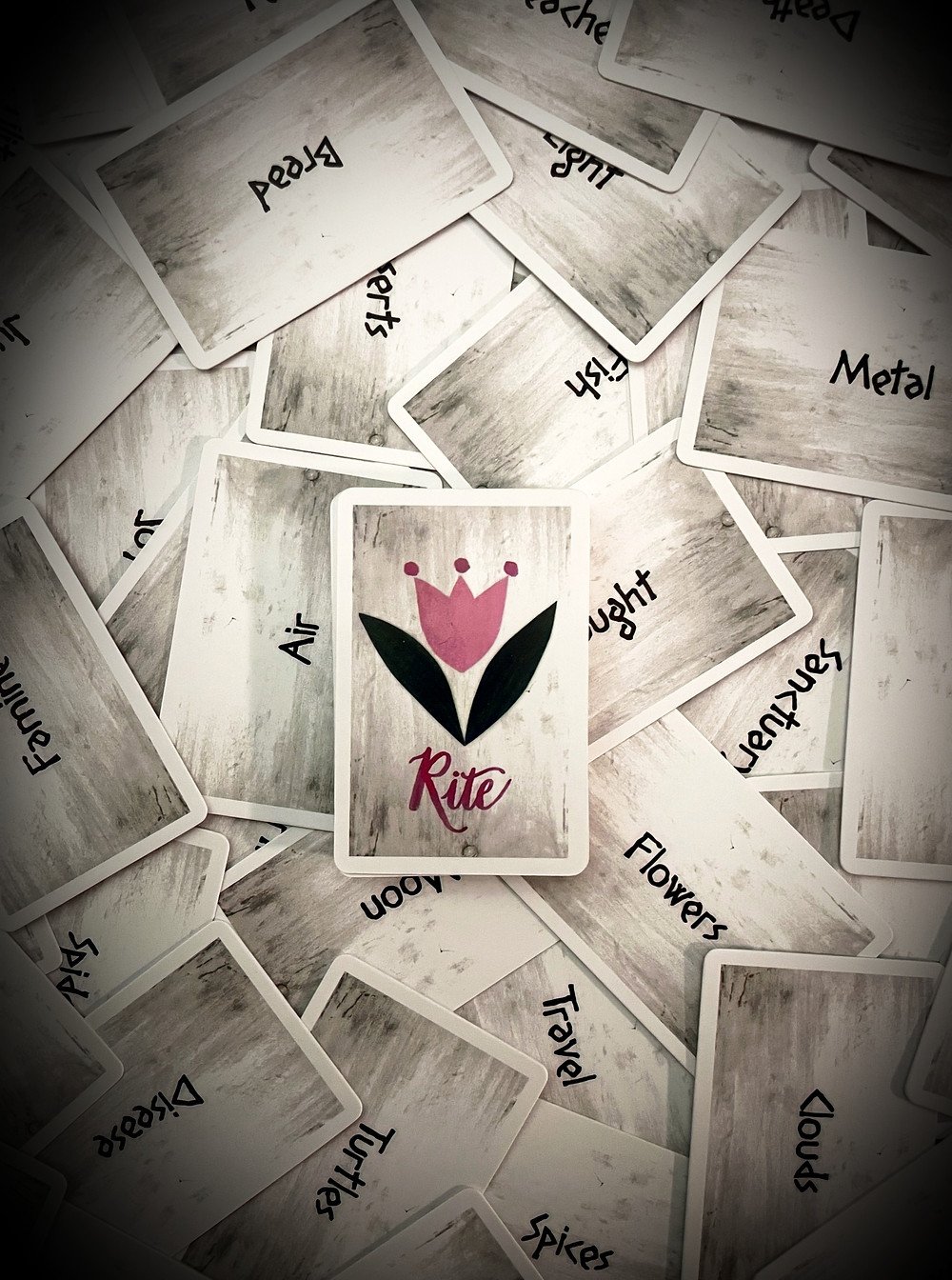 Sacred Rites rites cards